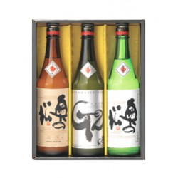 OKUNOMATSU Gold Award Sake Set