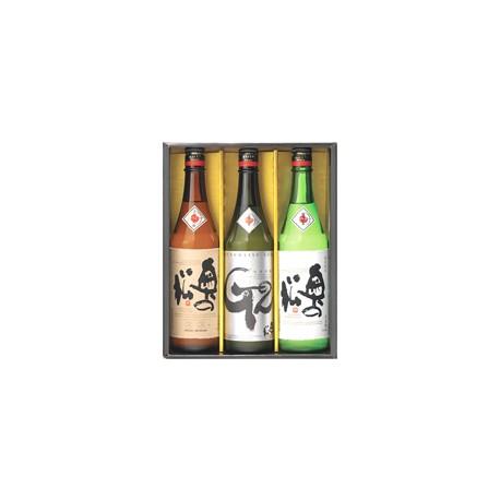 奥の松「金賞」受賞酒セット