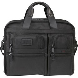 ALPHA Tumi T-Pass™ Expandable Laptop Brief #26145
