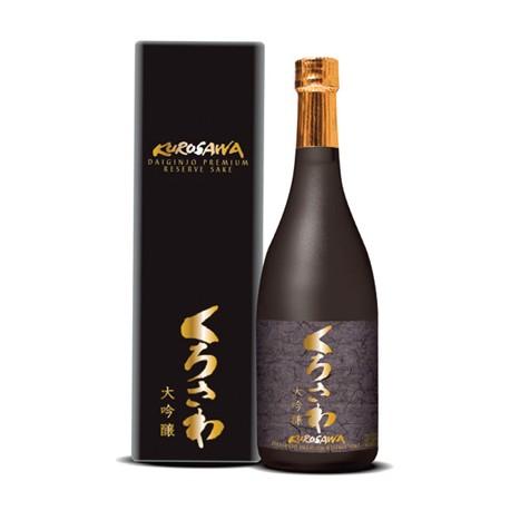 KUROSAWA Premium Reserve Daiginjo