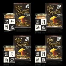 Uni Shutou Original (120g x 4 bottles)