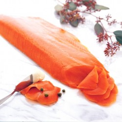 Smoked Salmon (Sliced)