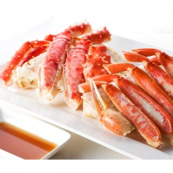 Boiled King Crab & Snow Crab Set