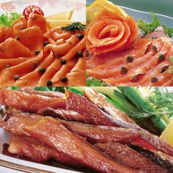 Smoked Salmon Variety Set