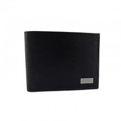 Ferragamo - Mens - Revival Bi-Fold Wallet (Black 351326)