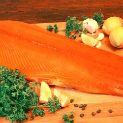 Smoked King Salmon (Side Portion) 2kg