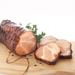 東京佃「肉のたかさご」名物やき豚