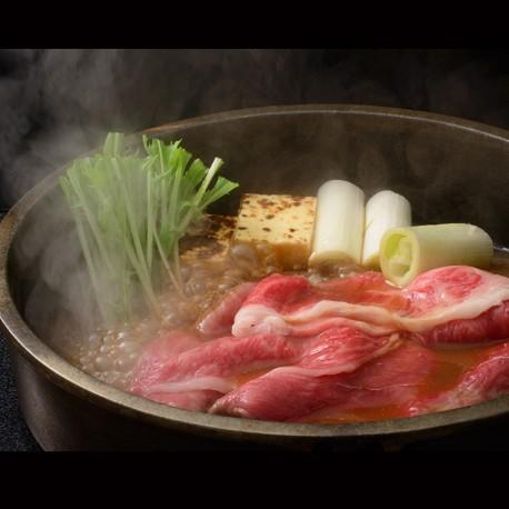 Yonezawa Beef Chuck for Sukiyaki 550g