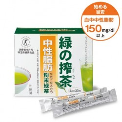 Green Tea For Neutral Fat