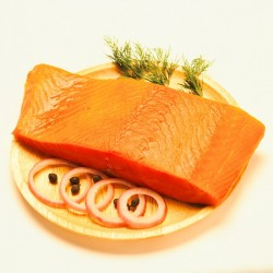 Smoked King Salmon (Center Cut)
