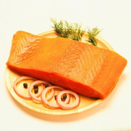 Smoked King Salmon (Center Cut)