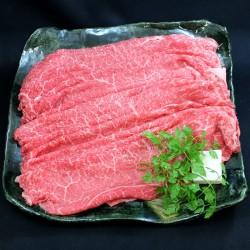 Kobe Beef Shoulder for Sukiyaki & Shabu Shabu 450g