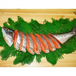 Lightly Salted King Salmon (Whole)