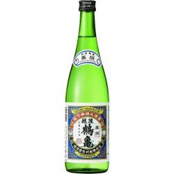 越後鶴亀 純米酒