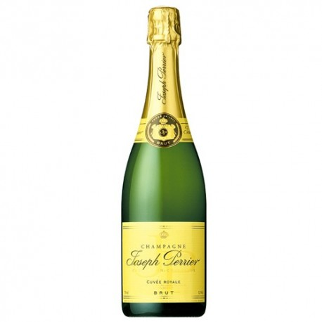 JOSEPH PERRIER Cuvee Royale Brut Champagne
