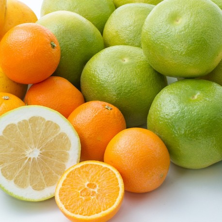 Oro Blanco 8pcs & Navel Orange 8pcs (DEC~APR)