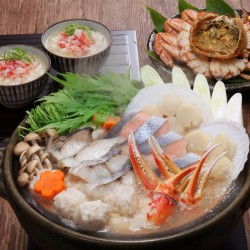 Crab Hot Pot Set