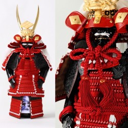 SAMURAI BOTTLE ARMOR Takeda Shingen (1.8L Size)