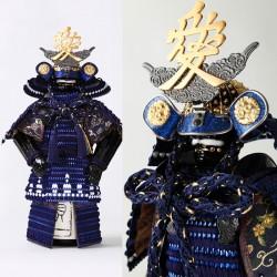 SAMURAI BOTTLE ARMOR Naoe Kanetsugu (1.8L Size)