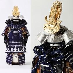 SAMURAI BOTTLE ARMOR Uesugi Kenshin (1.8L Size)