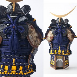 SAMURAI BOTTLE ARMOR Date Masamune (720ml Size)