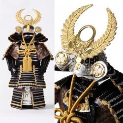 SAMURAI BOTTLE ARMOR Tokugawa Ieyasu (1.8L Size)