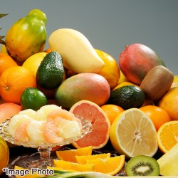 Fruits Variety Set C