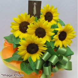 Potted Sunflower (Fathers Day)