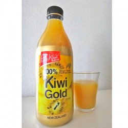 100% Gold Kiwi Juice (12 bottles)