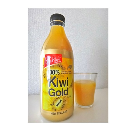 100% Gold Kiwi Juice (2 bottles)