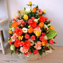 Arrangement Orange