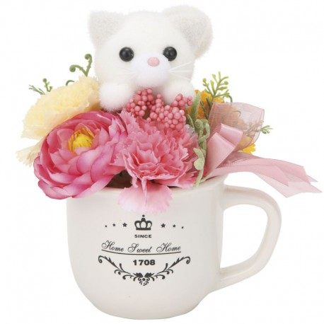 Photocatalyst Mini Cat Carnation Cup