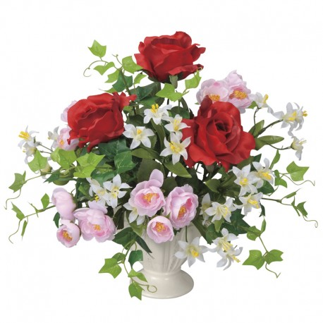 Photocatalyst 3 Red Rose Arrangement