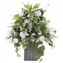 Photocatalyst Healing Pink Rose Arrangement