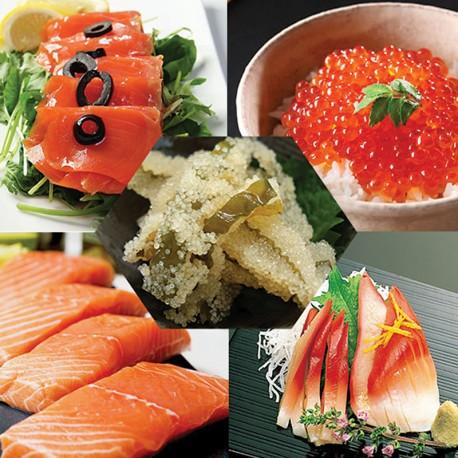 Executive Seafood Set