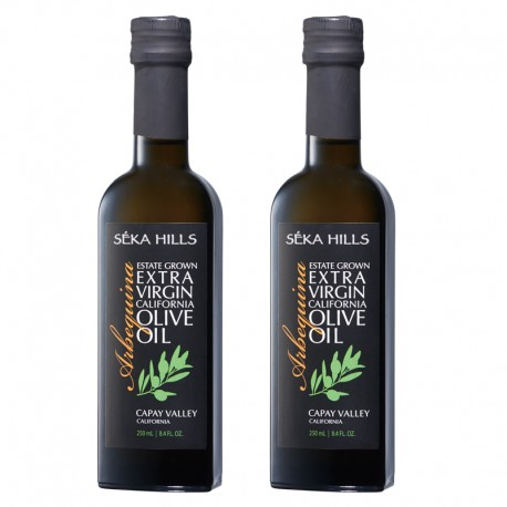 SEKA HILLS Extra Virgin Olive Oil 2 Bottle Set