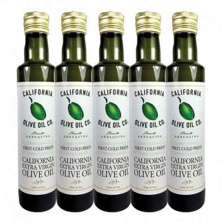 California Extra Virgin Olive Oil Set