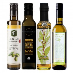 California Extra Virgin Olive Oil Selection