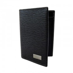 Ferragamo - Mens - Revival Credit Card Holder (Black 351290)