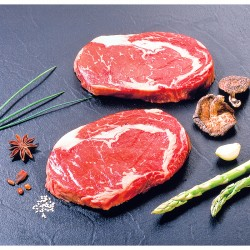 U.S. Rib Eye Steak (198g x 4)