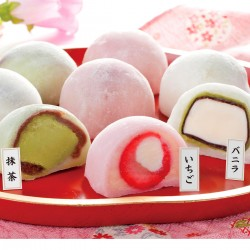 YOROKEN Kyo Daifuku Ice (NOV~DEC)