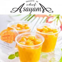 Chef Asayama Ashiya Mango Parfait (NOV~DEC)