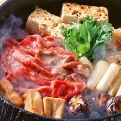 KYOTO OHASHITEI Beef for Sukiyaki
