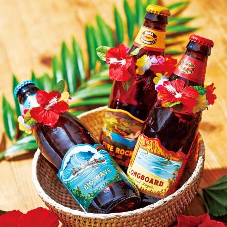 Kona Beer Gift Set 3 Boxes