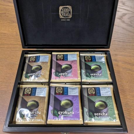 YAMAMOTOYAMA Premium Tea Bag Gift Set