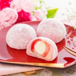 YOROKEN Strawberry Daifuku Ice Cream (Mothers Day)