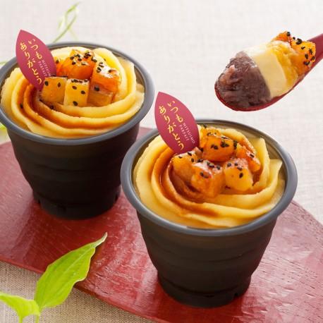 YOROKEN Kyo Sweet Potato Parfait (Mothers Day)
