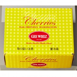 Auvil GEE WHIZ - Rainier Cherry (4.4lbs) [Limited Qty]