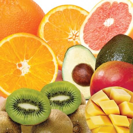 Mini Fruits Variety Set