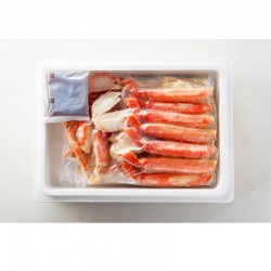 Boiled Snow Crab Legs (Cut)